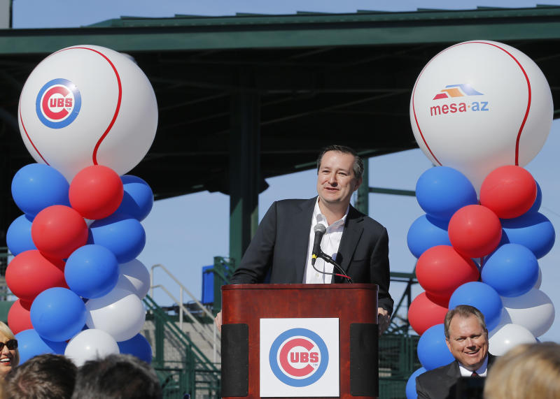 Ricketts remains optimistic about Wrigley work