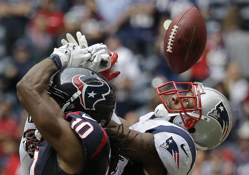 Patriots' offense surges in second half