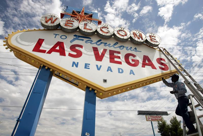 Las Vegas among leaders in push for GOP convention