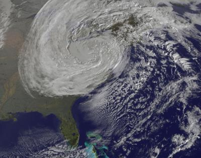 2012: A Year of Weather Extremes