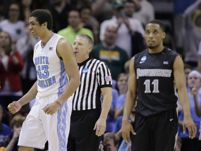 North Carolina survives scare by Providence