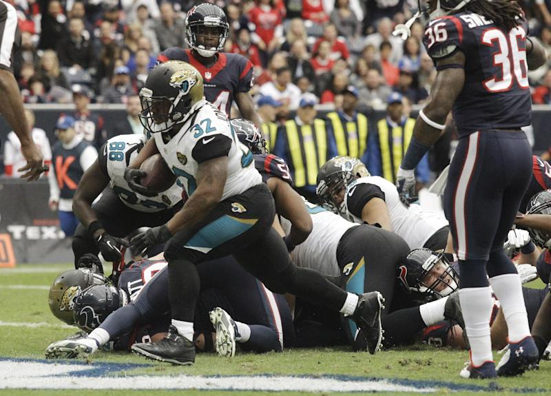 5 things to know after Jaguars beat Texans 13-6