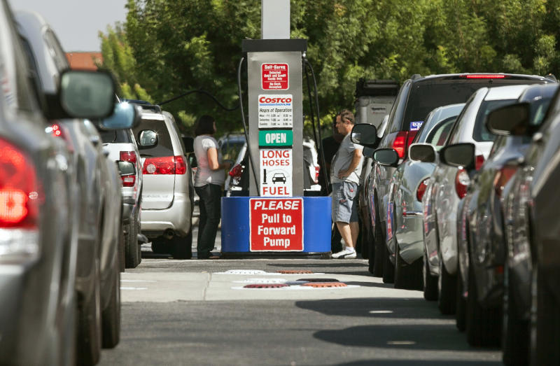 Release of 'winter-blend' gas could reduce prices