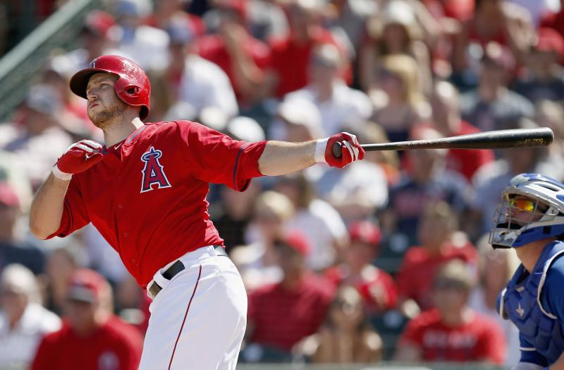 Wilson struggles early but Angels beat Royals 7-3