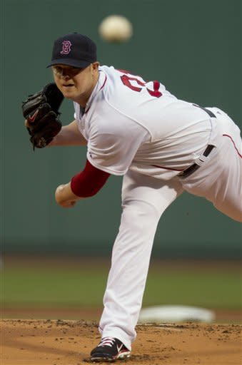 Lester and Nava carry Red Sox past Mariners 6-1