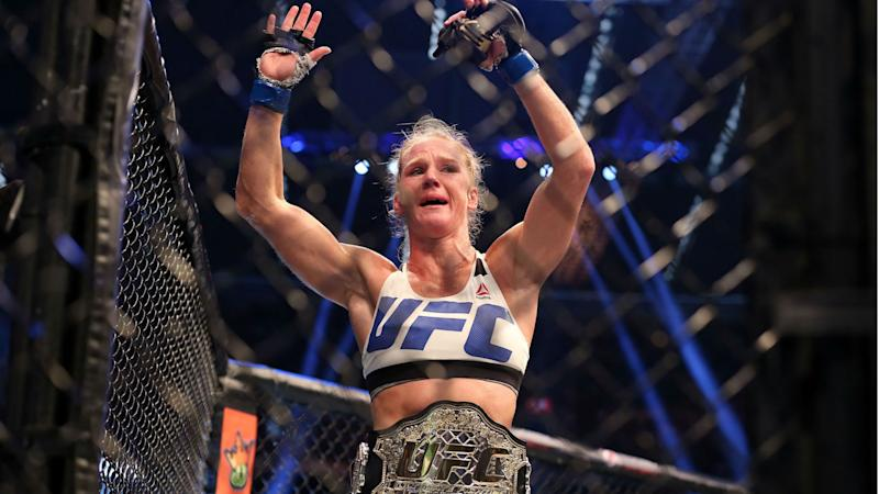 Holly Holm unsure if Ronda Rousey will retire from fighting