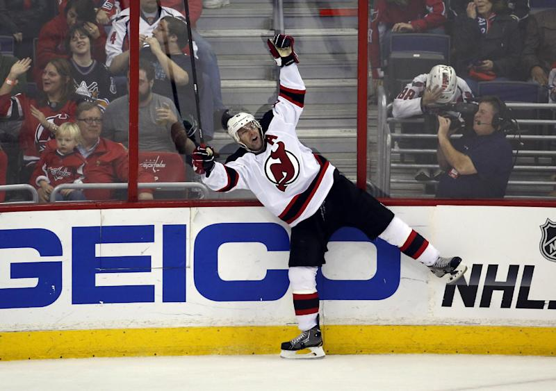 Jagr, Devils rally past Capitals 5-4 in overtime