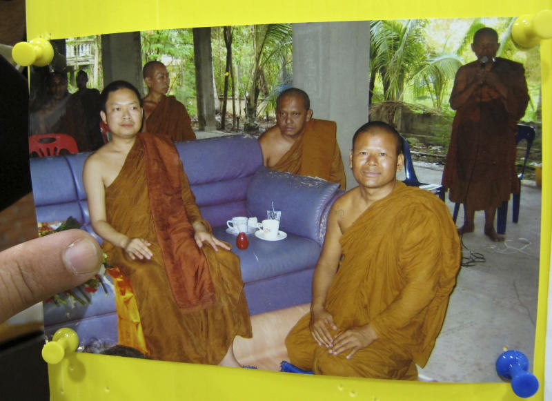 Scandal of the jet-setting monk rivets Thailand
