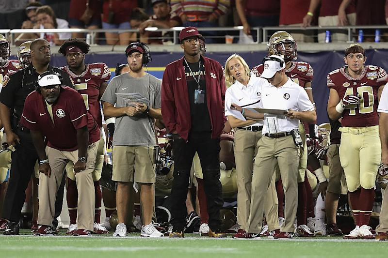 Game Awards: Florida State 45, Ole Miss 34