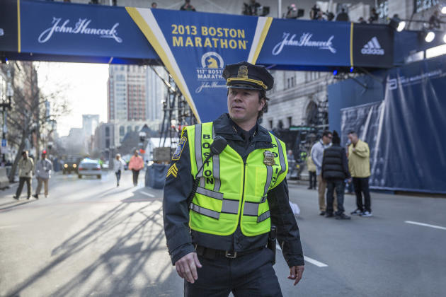 'Patriots Day': New Trailer Finds Mark Wahlberg Hunting the Boston Marathon Bombers