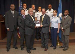U.S. Coast Guard's HC-144A Program Earns Acquisition Program of the Year From the Department of Homeland Security