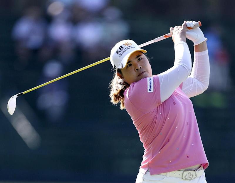 Rough 1st day at Women's Open for Inbee Park