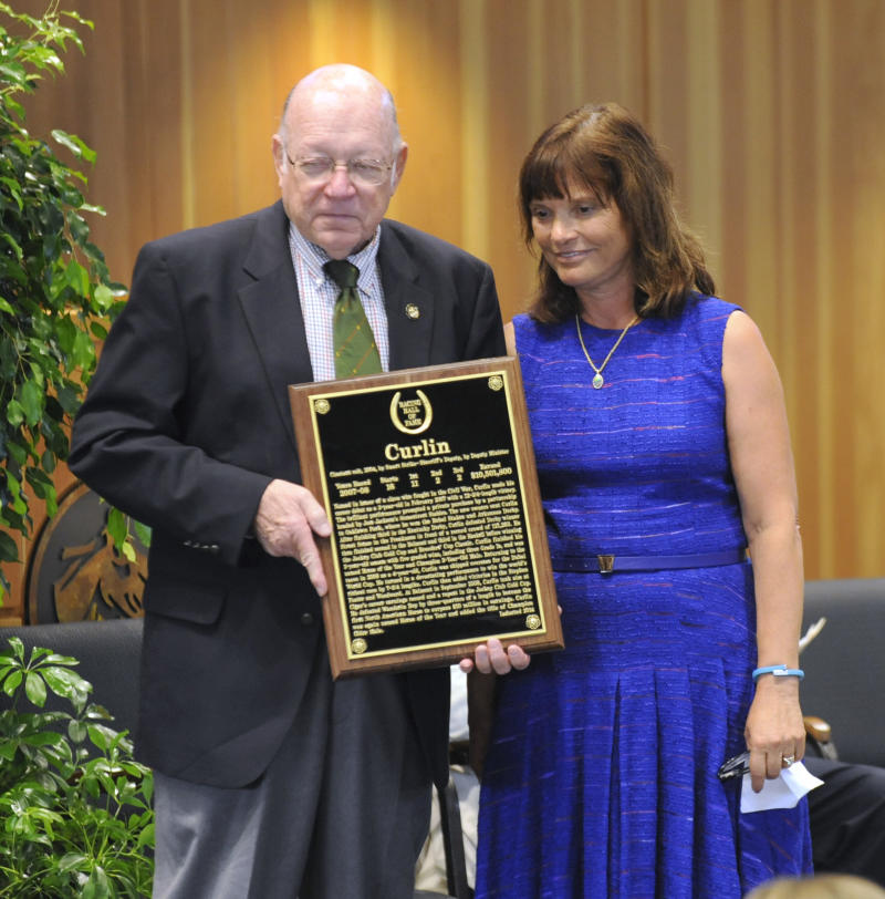 Curlin leads 2014 Racing Hall of Fame inductees