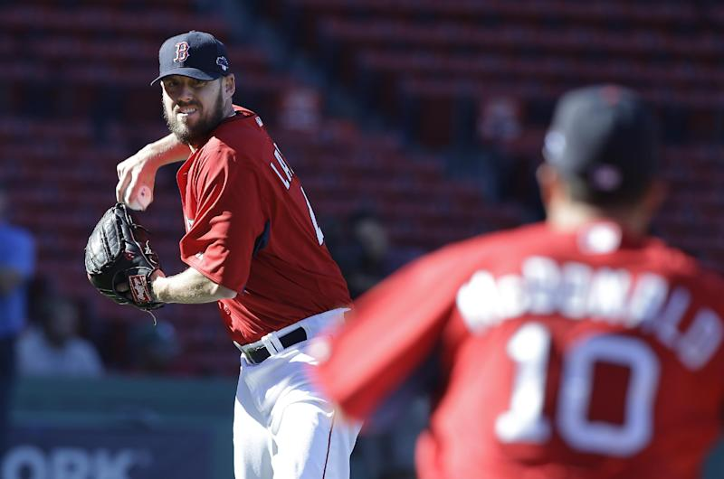 Farrell: Lester will start ALDS Game 1 for Red Sox