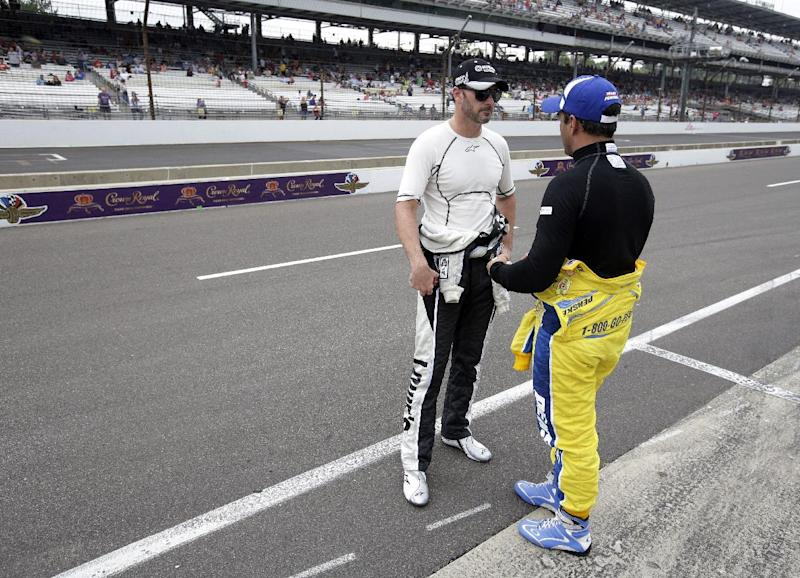 JPM interested in running The Double for Penske