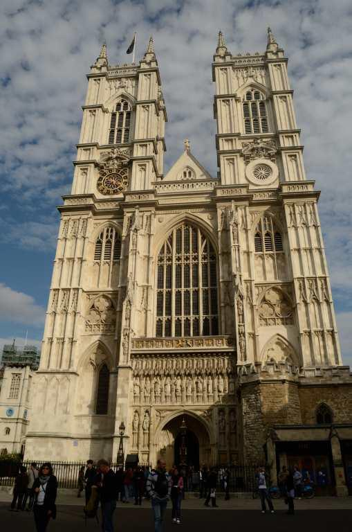 Westminster Abbey, London, UK	  You cannot visit London and not go to Westminster Abbey, where most of the royalty have been crowned, married and buried. A Gothic monument, it is referred as the Collegiate Church of St Peter at Westminster. Legend has it that the church that dates back to the 7th century was built on the site earlier known as Thorn Island. A fisherman named Aldrich saw a vision of St Peter from the Thames River, which prompted the tradition of fishermen gifting the Abbey salmon caught in the river. The church, which was rebuilt in the 11th century by Edward the Confessor, was again constructed in the present form by Henry III in the 13th century.