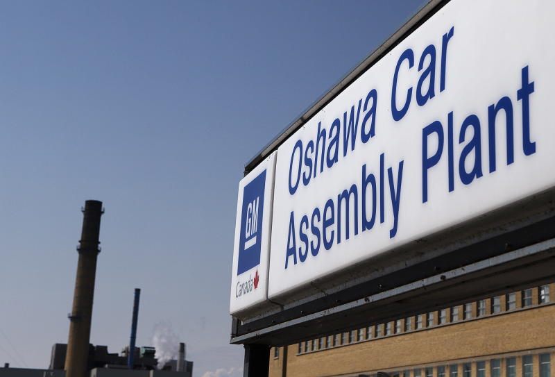 GM moves to bring computer technology in-house