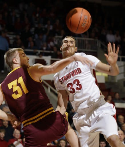 Stanford routs Arizona State 68-44