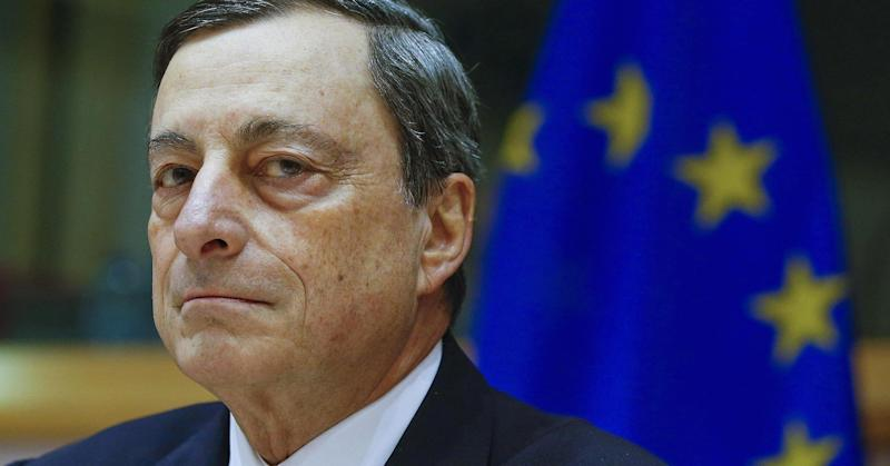 Dovish ECB Drags on EUR/USD- Draghi Warns Inflation Remains Subdued