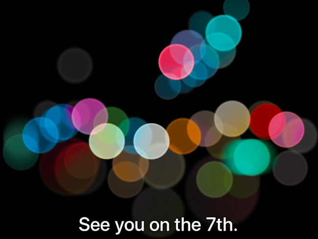 IPhone 7 launch event date revealed as 7 September