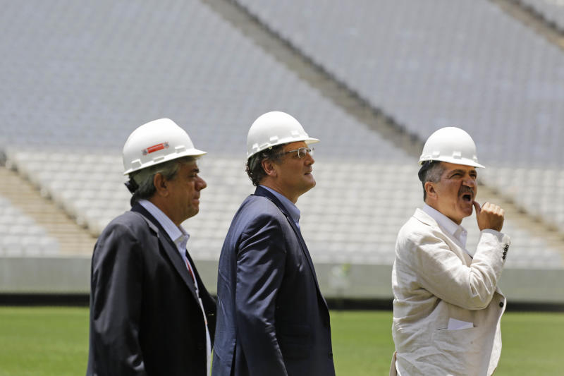 FIFA executive optimistic after World Cup visit