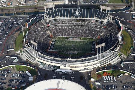 City Officials OK $1.3B Oakland Raiders Stadium Deal
