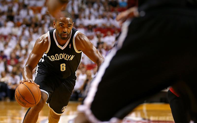 Alan Anderson will keep giving the Nets tough two-way play on the wing. (Mike Ehrmann/Getty Images)
