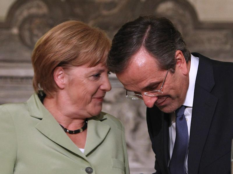 Merkel's election schedule weighs on Greek bailout