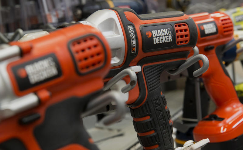 Stanley Black & Decker Stock Jumps After Strong Earnings ReportMore