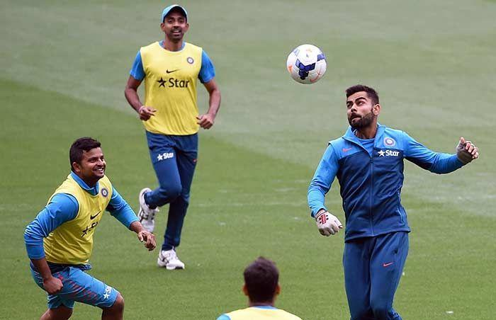 It's Virat Kohli vs Ranbir Kapoor, Abhishek Bachchan in Celebrity Clasico 2017