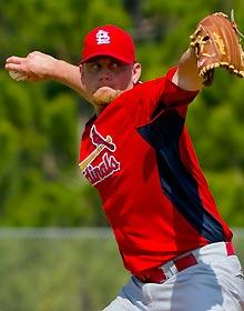 Kyle McClellan has allowed one run and six hits over 12 innings in three spring starts