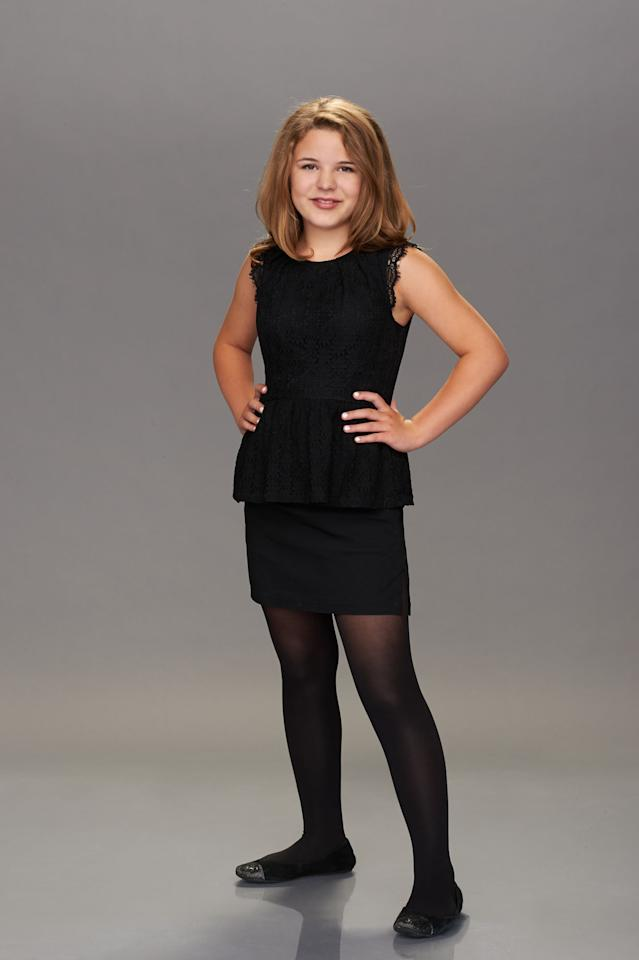 """Anna Christine is one of the Top 60 acts on NBC's """"America's Got Talent"""" Season 8."""