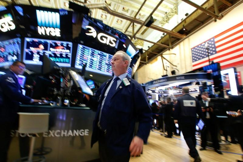 Markets Right Now: Stocks open slightly lower on Wall Street