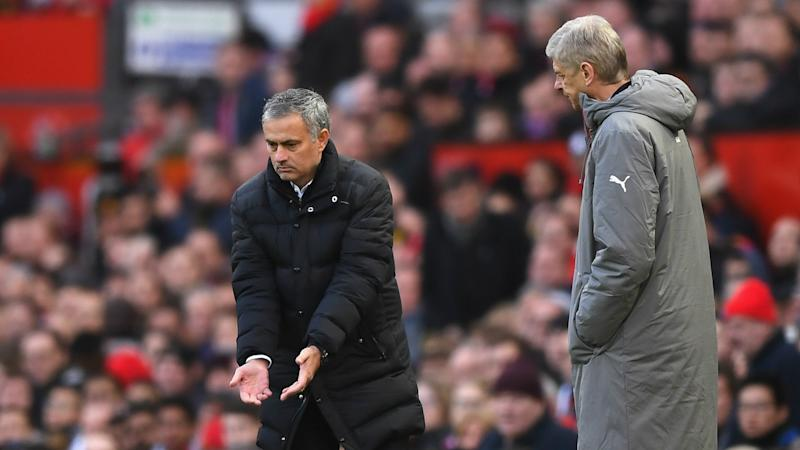 You Want To Create Controversy - Arsene Wenger Cool On Jose Mourinho Rivalry