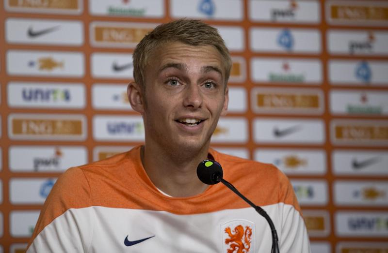 Netherlands goalkeeper Jasper Cillessen played down any substitution controversy on Sunday. (AP)