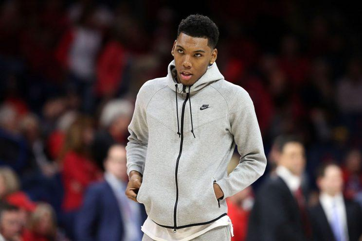 Arizona's Allonzo Trier failed drug test, return uncertain