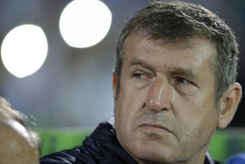 Susic ready to go for goals at World Cup