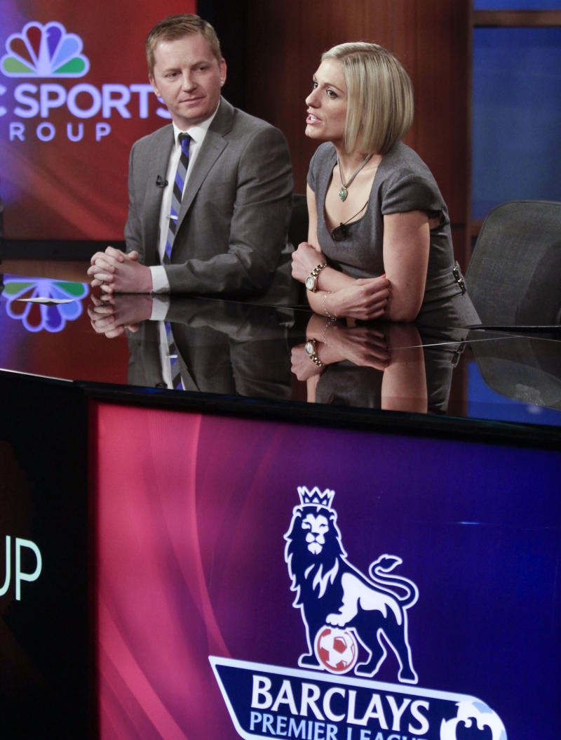 NBC networks to televise EPL next season