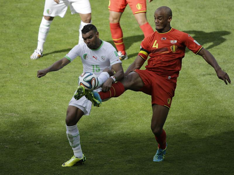 Kompany fit to play against Russia at World Cup