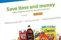 Wal-Mart test: Buy food online, pick up at store