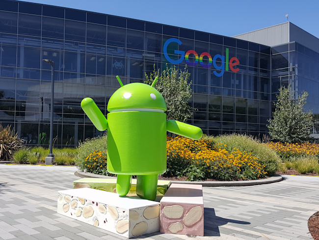 Android malware campaign 'targets 1 million Google accounts'
