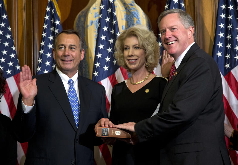 Boehner: No debt limit increase without cuts