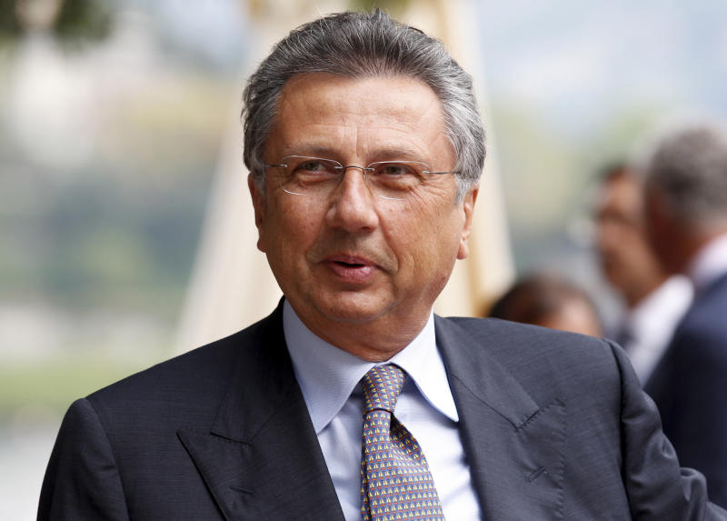 Finmeccanica CEO arrested in corruption probe