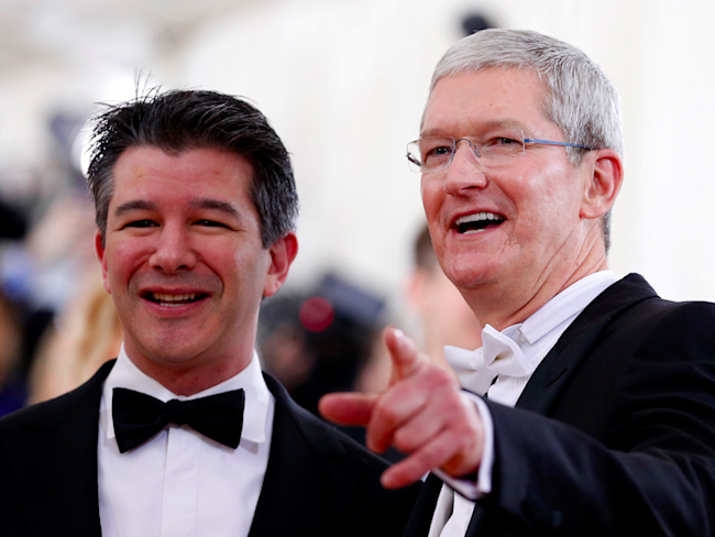 Apple threatened to kick Uber out of App Store