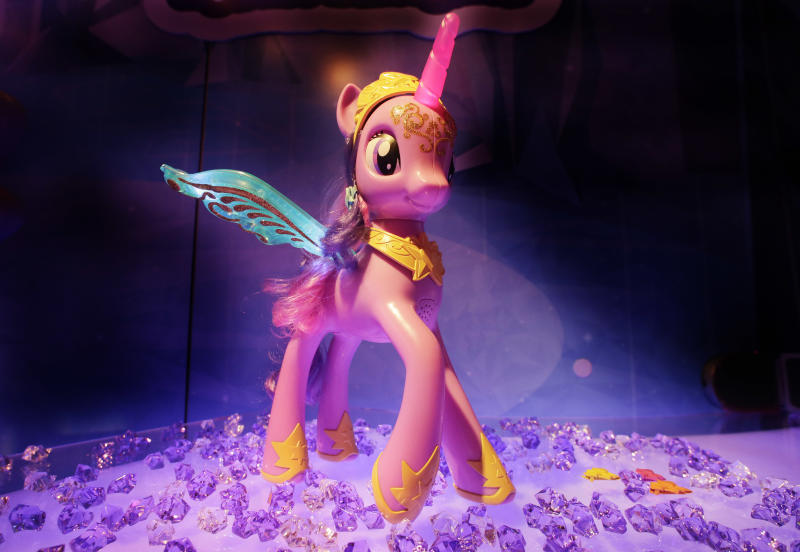 Hasbro 2Q results miss Wall Street's expectations