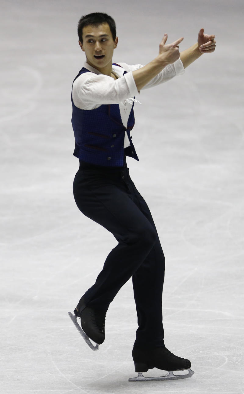 Chan opens Olympic season with Skate Canada win