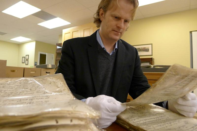 Work under way to digitize 1500s Fla. records