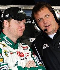 Earnhardt Jr.'s season at a crossroads
