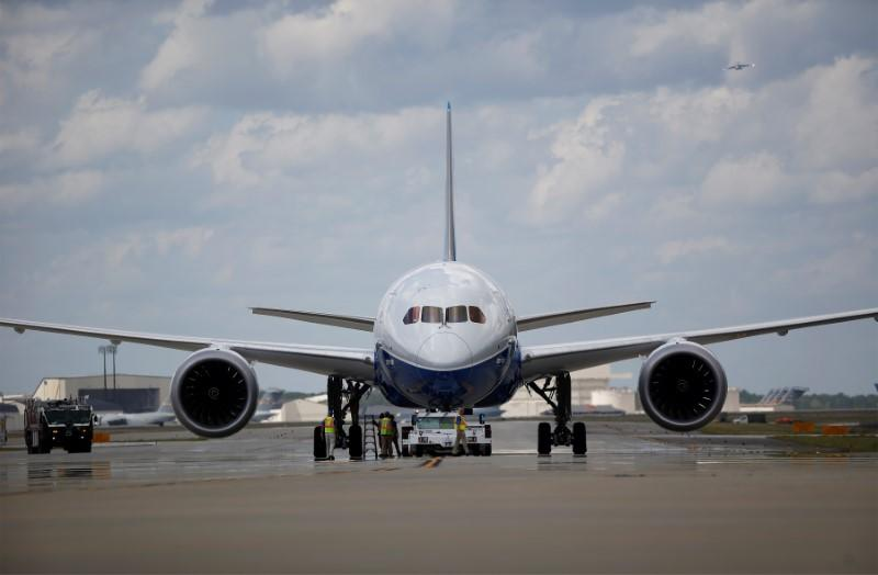 Boeing's Dreamliner plane to include 3-D printed parts in structure
