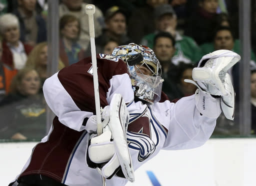 Avs sign Semyon Varlamov to 5-year extension